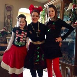 Any reason to be festive :)