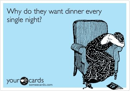 meal planning ecard
